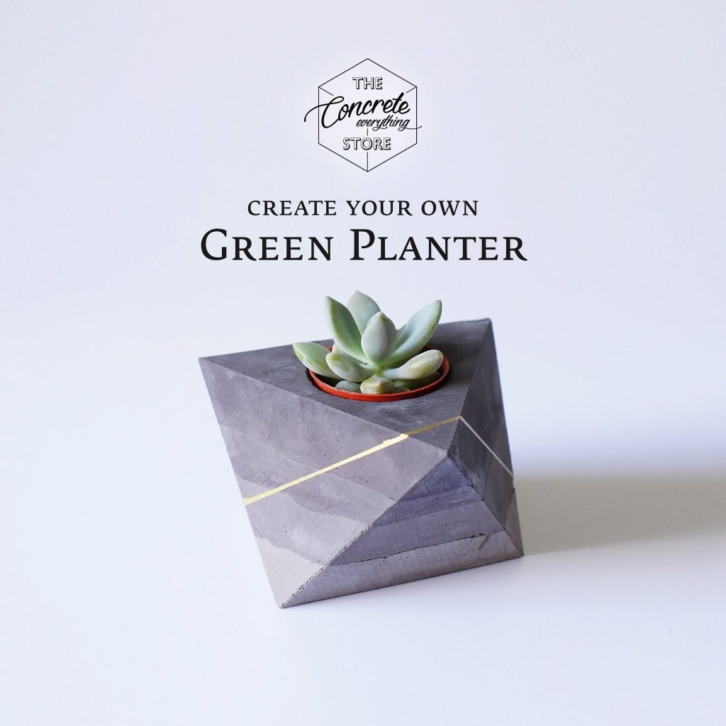 Green Planter Live Worshop